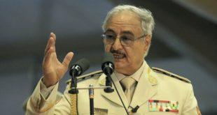 Libye : La France derrière le Général Haftar ?