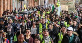 Gilets jaunes : Début de l'acte 22 à Toulouse