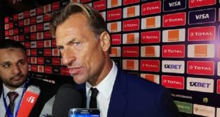 CAN-2019 : Hervé Renard promet «d'être à la hauteur»