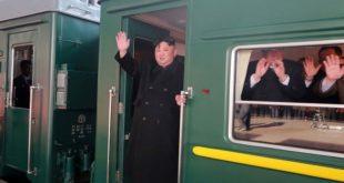 Kim Jong-un est arrivé en Russie avant le sommet avec Poutine