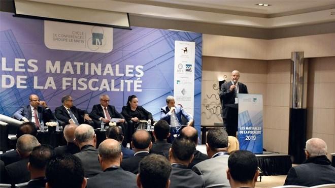 Matinales de la fiscalité : Pilier fondamental du modèle de développement