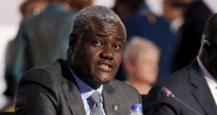 """Appel d'Al Qods : Le président de la commission de l'UA exprime sa """"profonde"""" appréciation"""