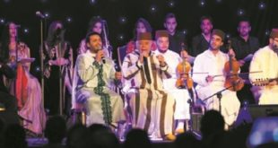 Musique : «Nouba Gharibat Al Hussein», selon Chami