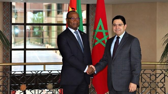 Mozambique : Message du président Jacinto Nyusi au Roi Mohammed VI