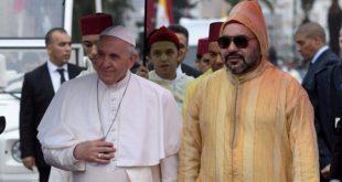 Reportage : Visite historique au Maroc du Souverain pontife François