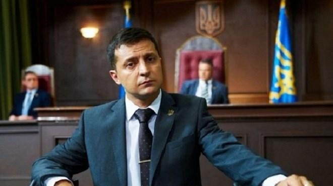 Ukraine : Volodymyr Zelensky élu président
