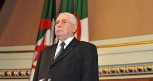 Algérie : Bensalah nommé président par intérim