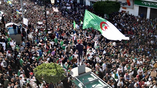 Algérie : 10e vendredi consécutif de manifestations contre le régime