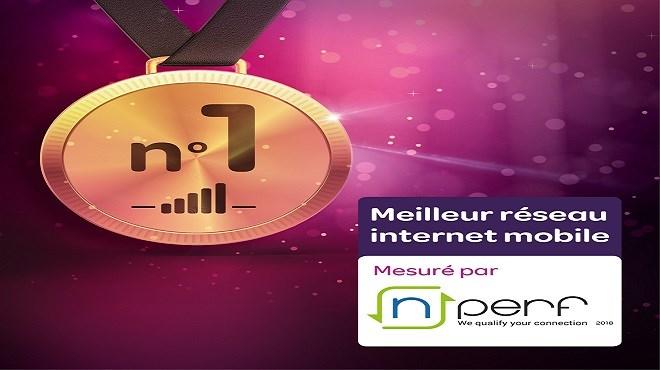Inwi : Meilleur réseau internet mobile de l'année