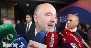 Maroc-UE : Pierre Moscovici plaide pour une forte relance du dialogue économique