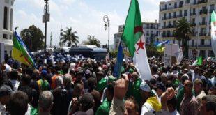 Algérie : 13e vendredi de mobilisation