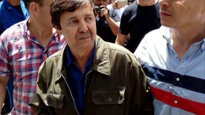 Algérie : Saïd Bouteflika et les généraux Toufik et Tartag arrêtés