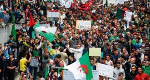 Algérie : Première manifestations depuis le début du jeûne de ramadan