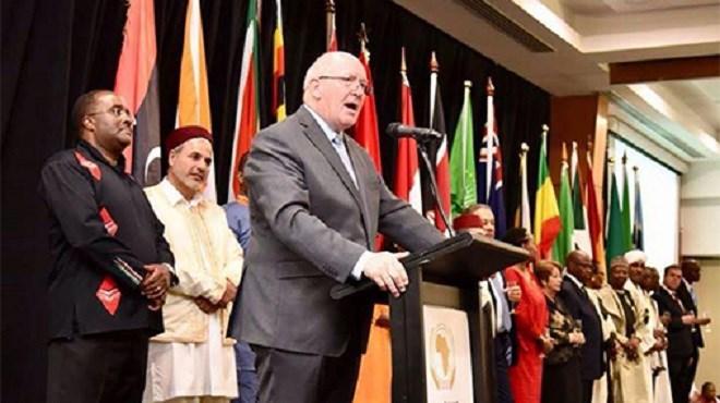 L'Australie célèbre la Journée de l'Afrique avec la participation du Maroc