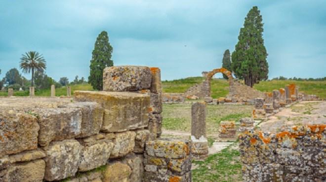 Banasa, un site archéologique qui puise dans l'époque Maurétanienne et Roumaine