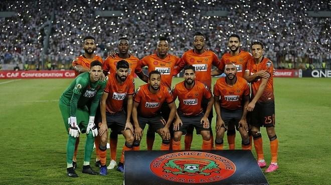 Finale-retour de la CAF : La RSB perd la Coupe mais sauve l'honneur