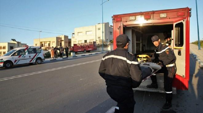 Bouskoura : Mort par asphyxie de 3 ouvriers