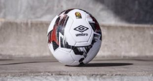 CAN 2019 : Umbro présente le ballon officiel