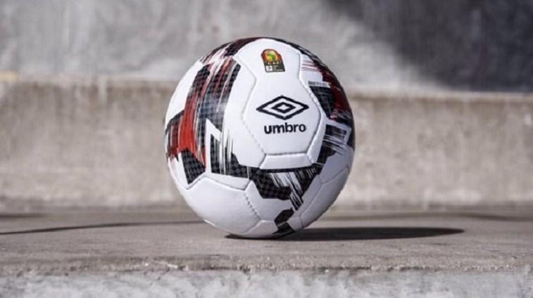CAN 2019 : Umbro présente le ballon officiel