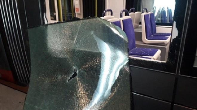 Casablanca : Actes de vandalisme des infrastructures et installations du Tramway