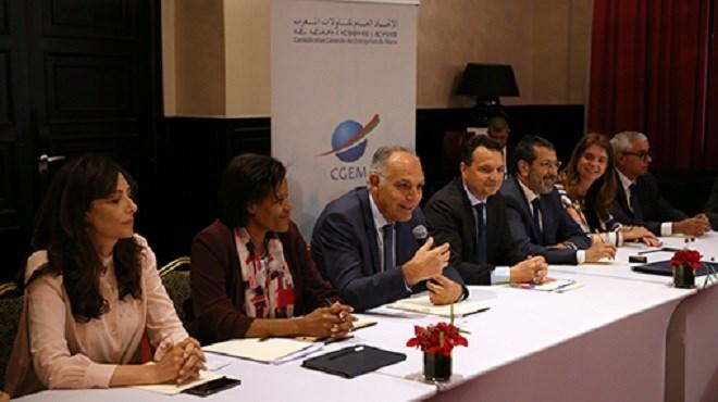 Casablanca : La CGEM réunit les partenaires techniques et financiers du Royaume