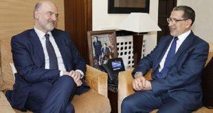 Le Maroc et l'UE soulignent l'importance d'œuvrer à l'élargissement de leur partenariat