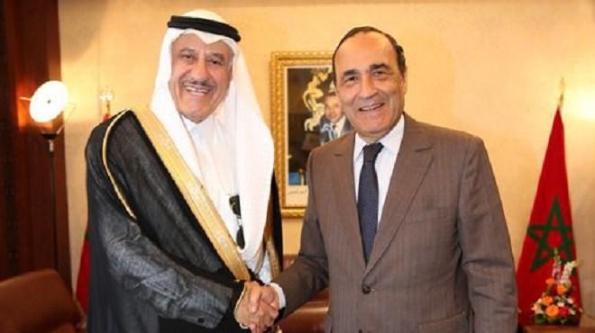 L'Arabie saoudite réitère son soutien permanent à l'intégrité territoriale du Maroc