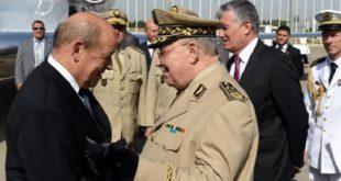 Algérie : Gaïd Salah reste sur ses positions, la France réagit