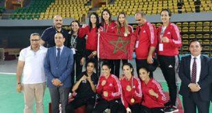 Tournoi de boxe au Gabon : 5 médailles d'or pour la sélection marocaine féminine
