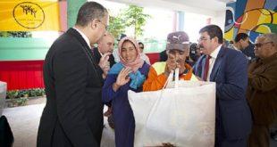 """Kénitra : 9.568 bénéficiaires de l'opération de soutien alimentaire """"Ramadan 1440"""""""