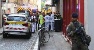France : Explosion d'un sac piégé à Lyon, plusieurs blessés