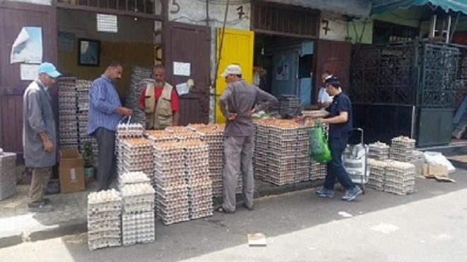 Marché aux œufs «Al-Biyada» de Casablanca : Pourquoi les grossistes tirent la sonnette d'alarme…
