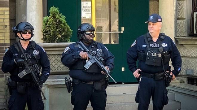 New York : «Ramadan» sous haute sécurité autour des mosquées et lieux de culte