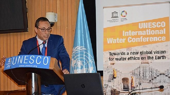 UNESCO : Les défis de l'eau au cœur d'une conférence de haut niveau à Paris
