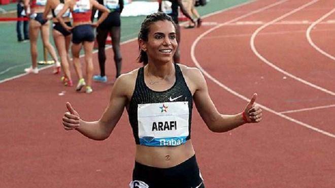 Ligue de diamant – Shanghai : La Marocaine Rabab Arafi remporte le 1500m