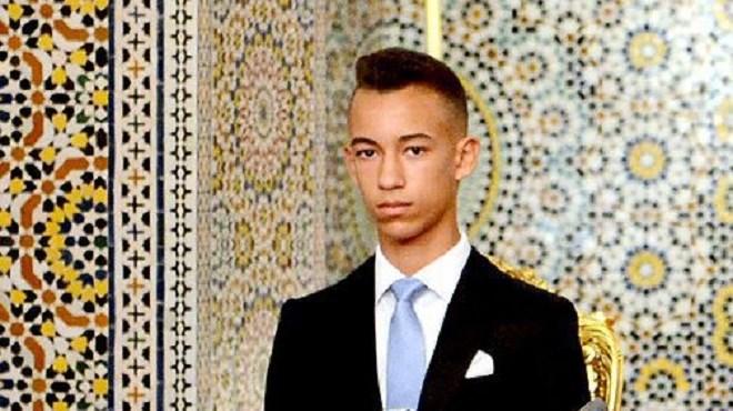 Le Prince Héritier Moulay El Hassan souffle sa 16ème bougie