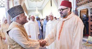 SM le Roi préside la deuxième causerie religieuse du mois sacré de Ramadan