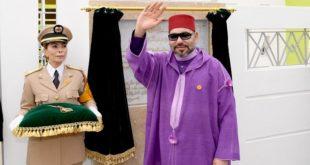 Lutte contre les conduites addictives : SM le Roi inaugure un Centre à Benslimane