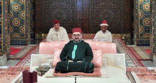 SM le Roi, préside à Casablanca la 3ème causerie religieuse du mois de Ramadan