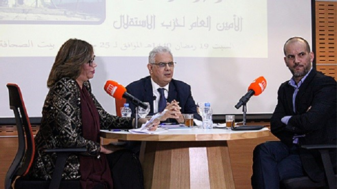 Une réhabilitation du champ politique s'impose au Maroc (N.Baraka)