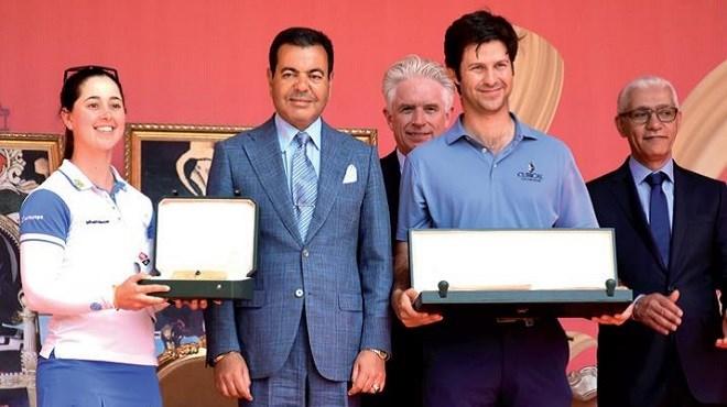 Trophée Hassan II et Coupe Lalla Meryem de golf
