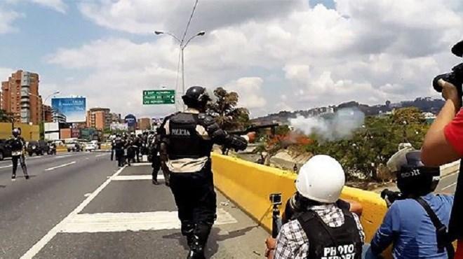 Venezuela : Manifestations anti-Maduro, 4 morts et plus d'une centaine de blessés
