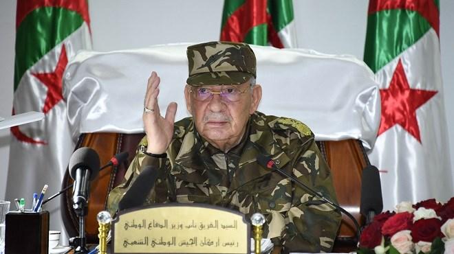 Algérie : Gaïd Salah se protège