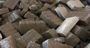 Saisie de 11 tonnes de cannabis en France