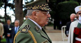 """Algérie : Gaïd Salah assure n'avoir """"aucune ambition politique"""""""