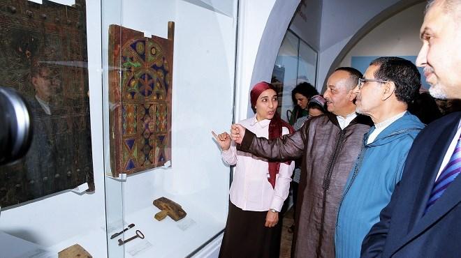 """Rabat : Vernissage d'une exposition sur les greniers collectifs """"Iguidar"""""""