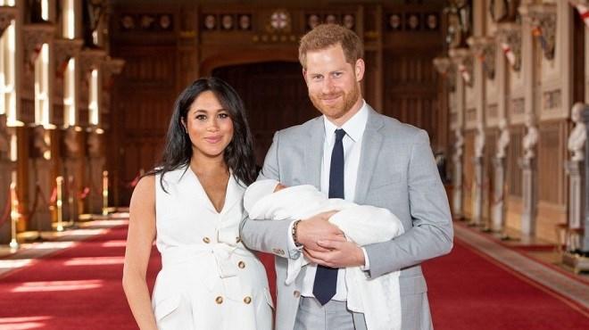 Royaume-Uni : Meghan Markle a donné naissance à un garçon