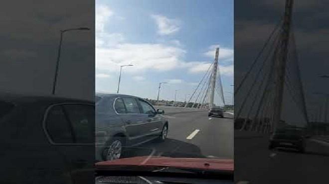 Casablanca : Le pont de Sidi Maârouf enfin ouvert !