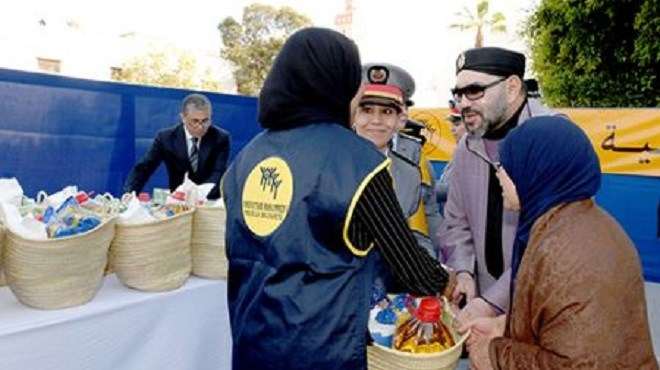 "Rabat : Le roi Mohammed VI lance l'opération ""Ramadan 1440"""