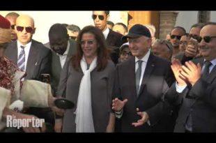 Le Festival Gnaoua souffle sa 22ème bougie : Neila Tazi ne cache pas sa fierté et son émotion